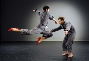 Contemporary dance fest in Vancouver
